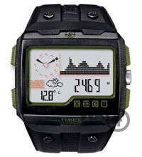 Часы TIMEX WS4 (Wide Screen 4 function) T49664